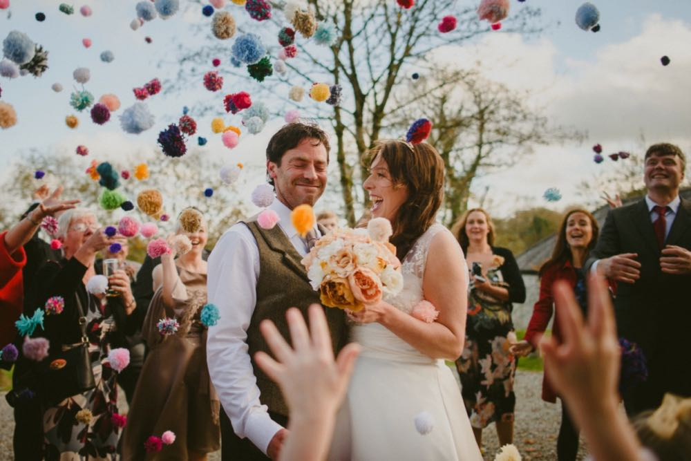 Cornish Folklore Wedding - 16