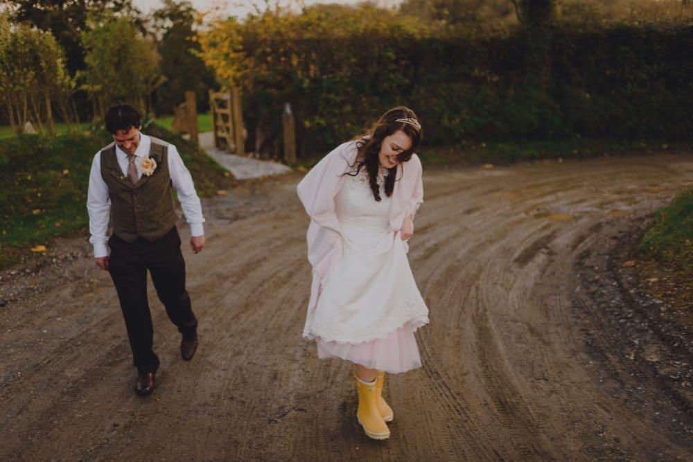Cornish Folklore Wedding - 22