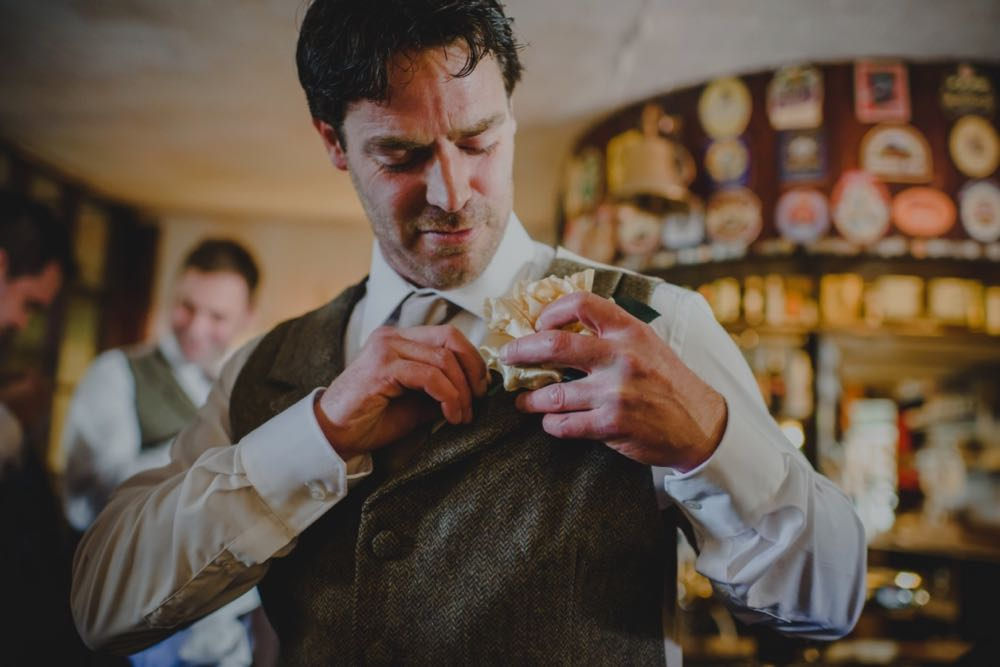 Cornish Folklore Wedding - 5