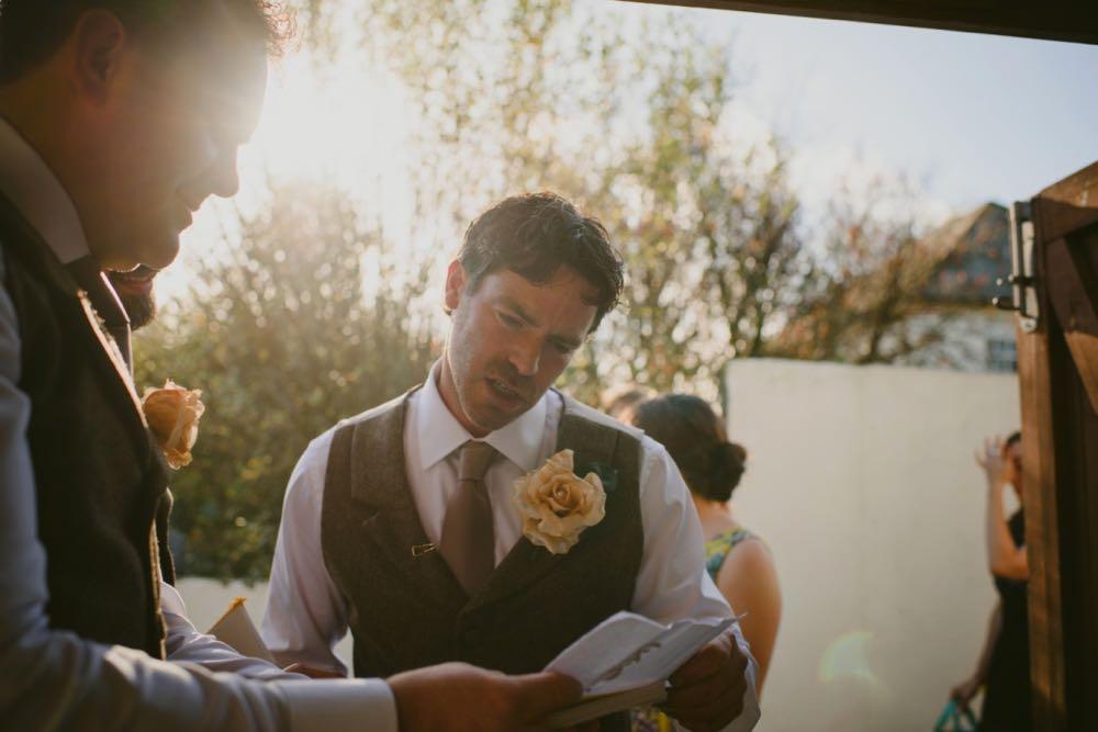 Cornish Folklore Wedding - 8