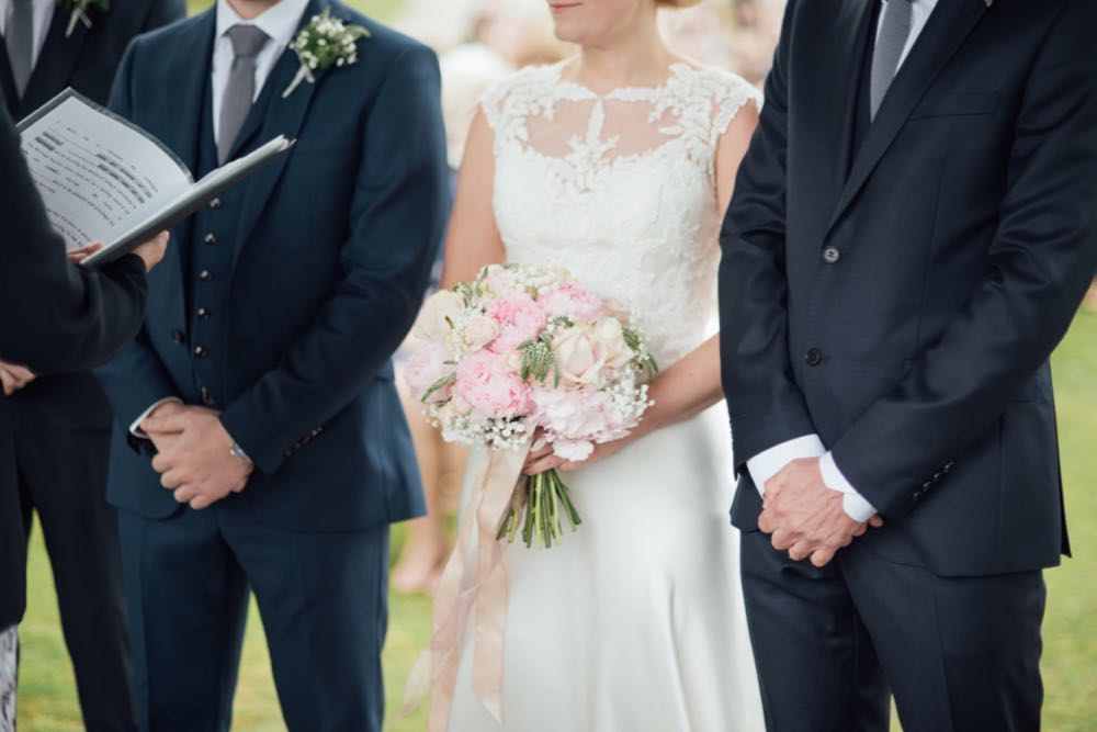 Early spring wedding - 14