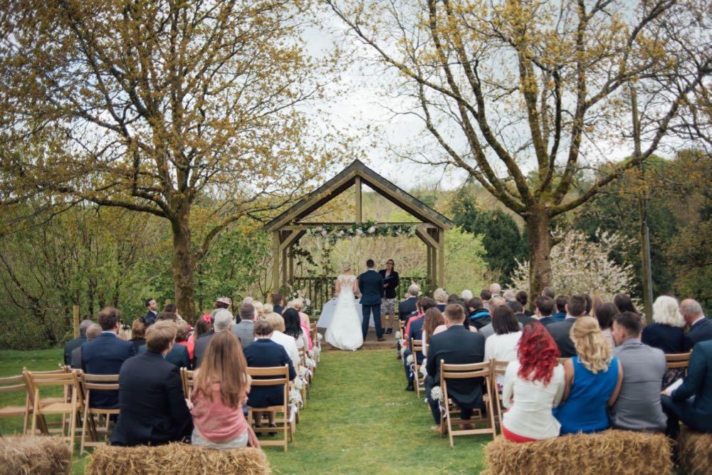 Early spring wedding - 15
