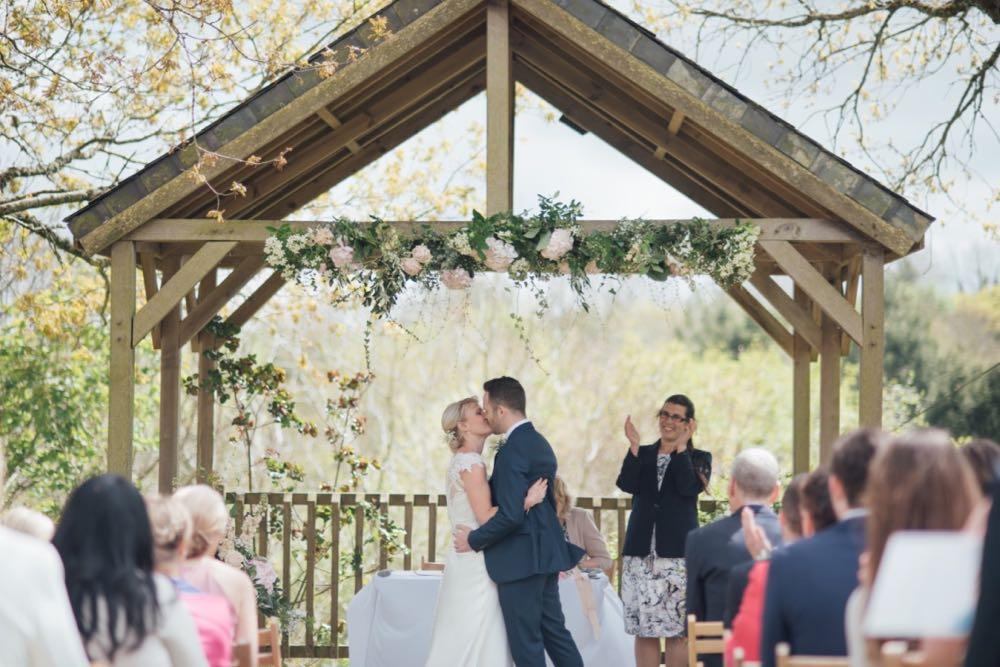 Early spring wedding - 17