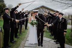 Forces Wedding