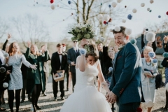 Mid winter wedding - 2