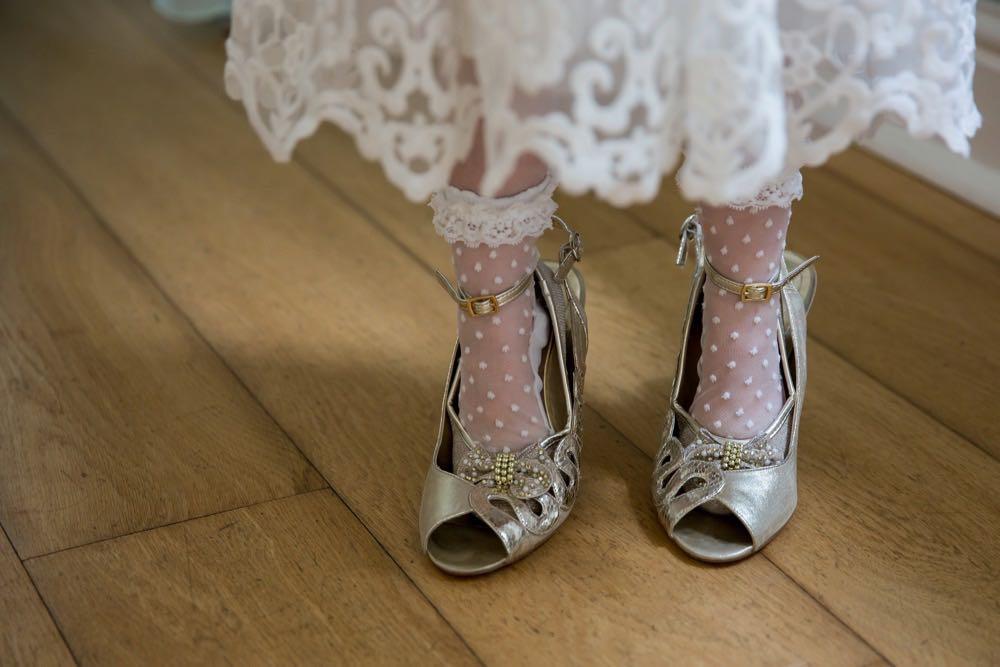 Showery June Wedding - 11