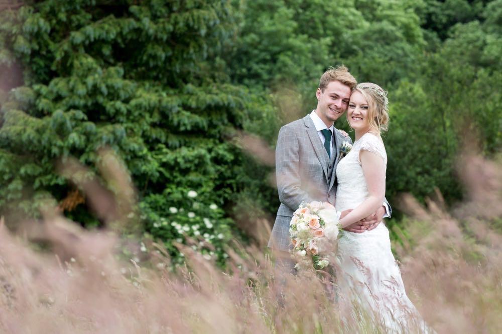 Showery June Wedding - 18