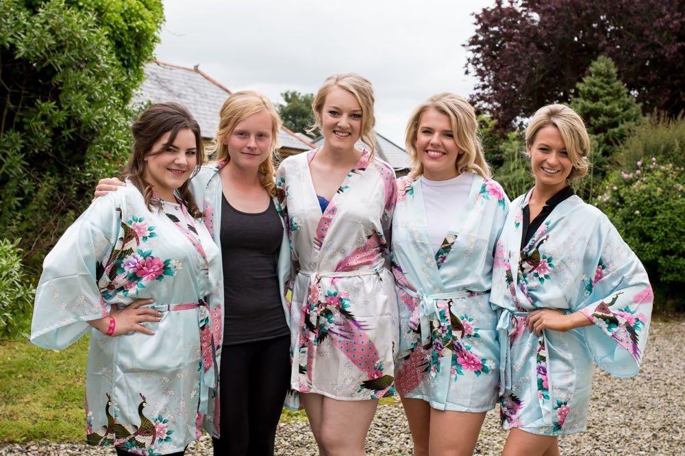 Showery June Wedding - 4