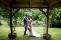 Showery June Wedding - 20
