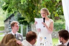 Showery June Wedding - 23