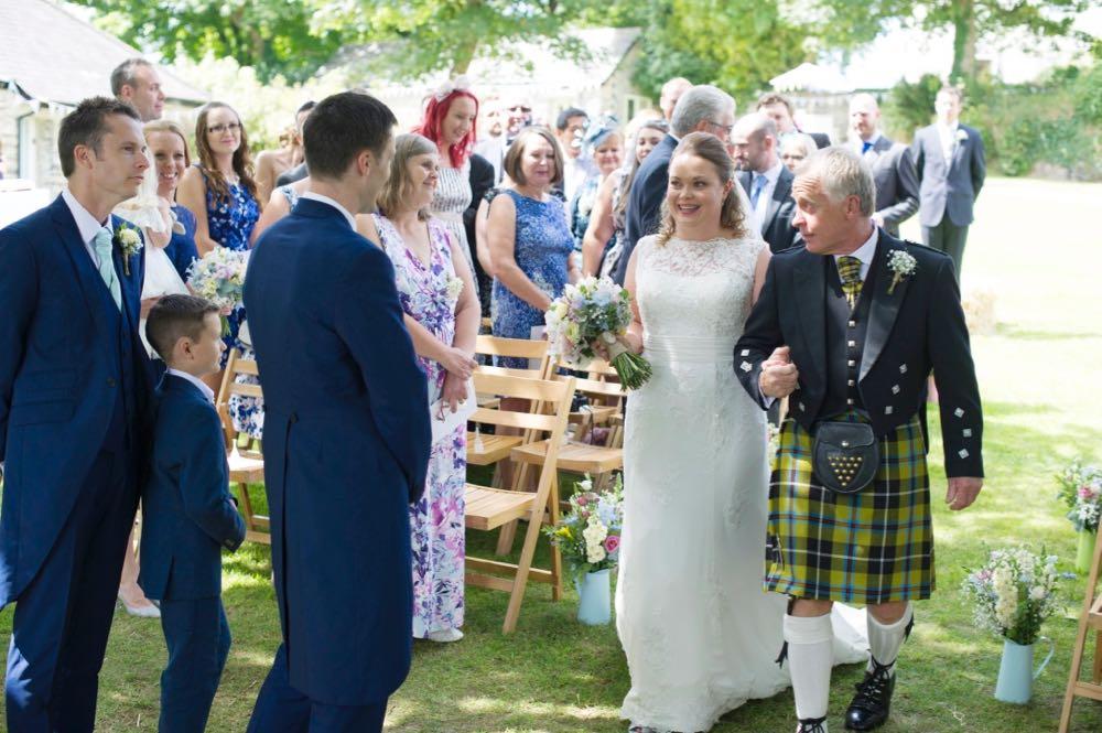 Stunning Summer Wedding - 15