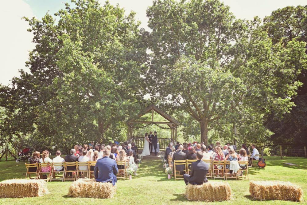 Stunning Summer Wedding - 17
