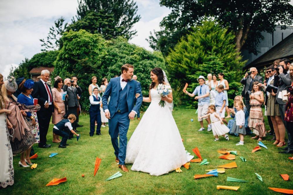 Whimsical Wedding - 13