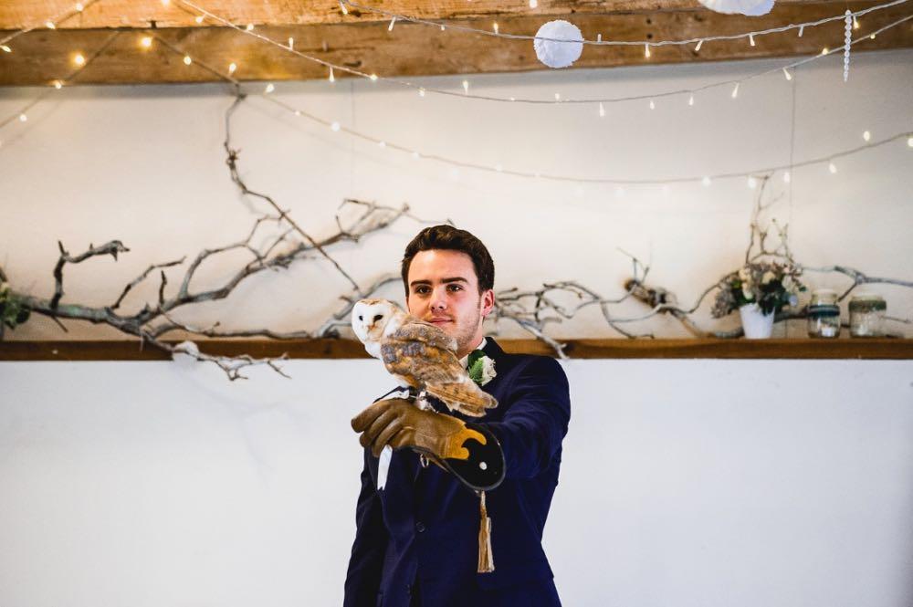 Winter Narnia Wedding - 10