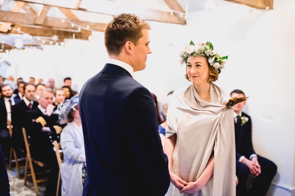 Winter Narnia Wedding - 14