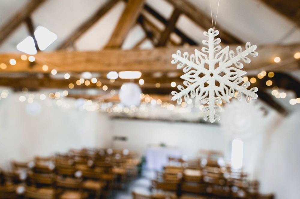 Winter Narnia Wedding - 6