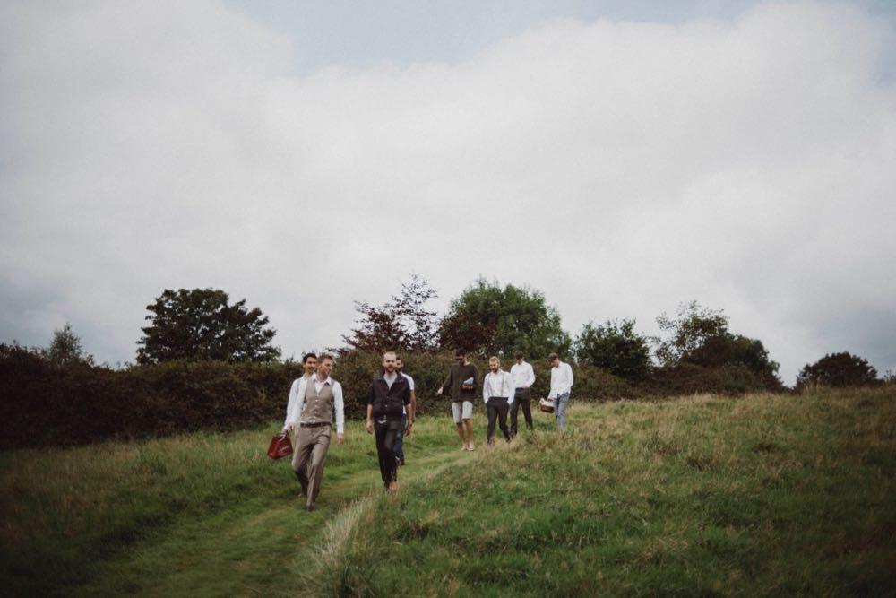 Woodland Wedding - 2