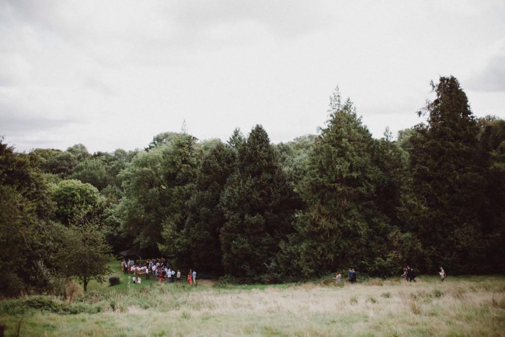 Woodland Wedding - 3