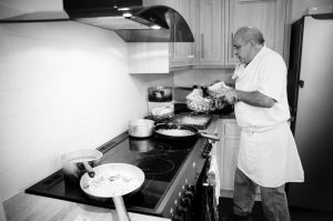 Chef Vito Dellanno - The Green Cornwall