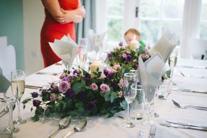 Table decorations - The Green Cornwall