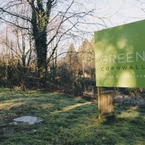 The Green Cornwall wedding venue